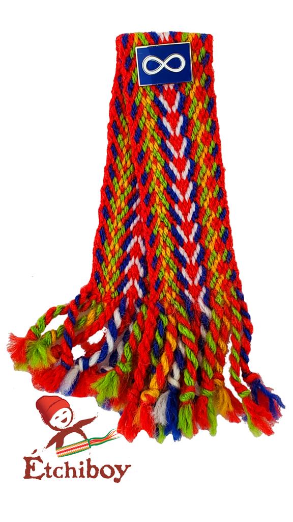 Mini sash with pin Mini-ceinture avec épinglette 1
