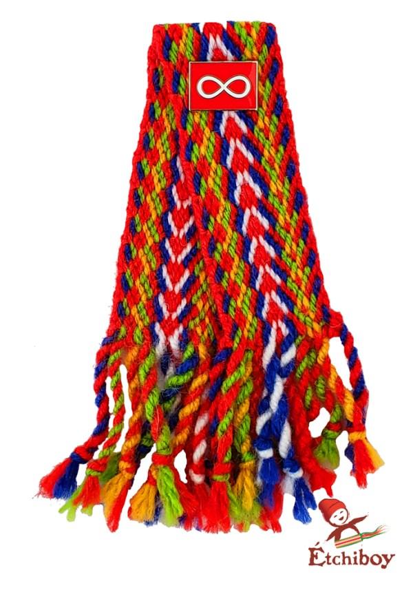 Mini sash with pin Mini-ceinture avec épinglette 6