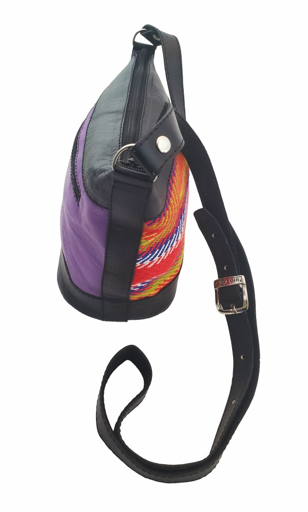 Cold Lake Leather Bag Sac En Cuir 1