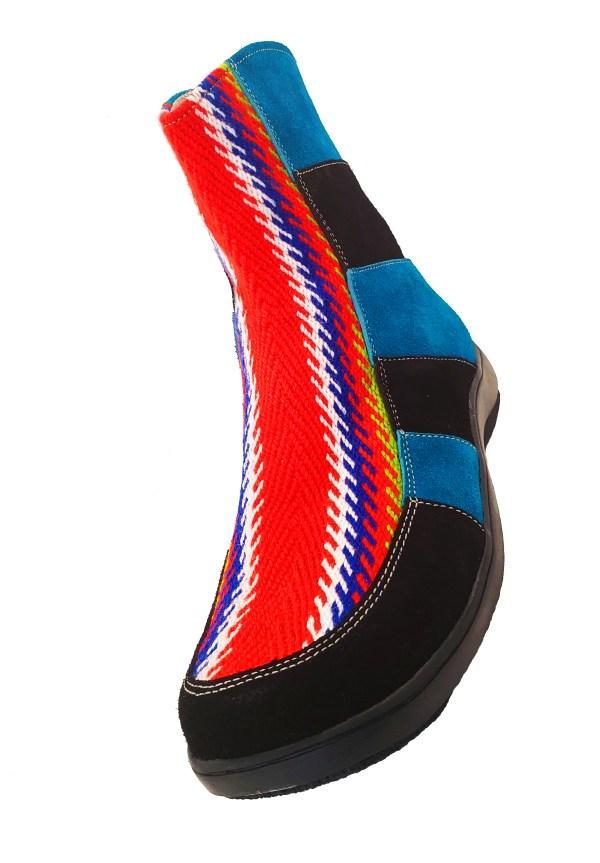 Anzac Double Strap Leather Ankle Boot Bottine Avec Double Bande En Cuir 3