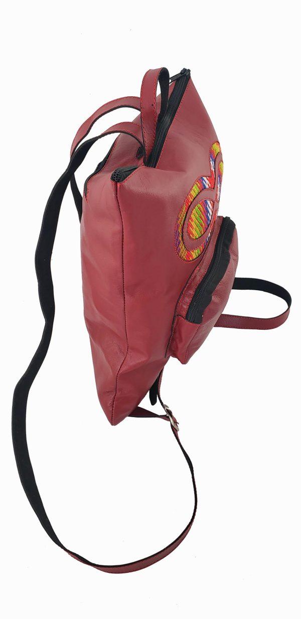 The Corner Leather Bag Sac En Cuir 8
