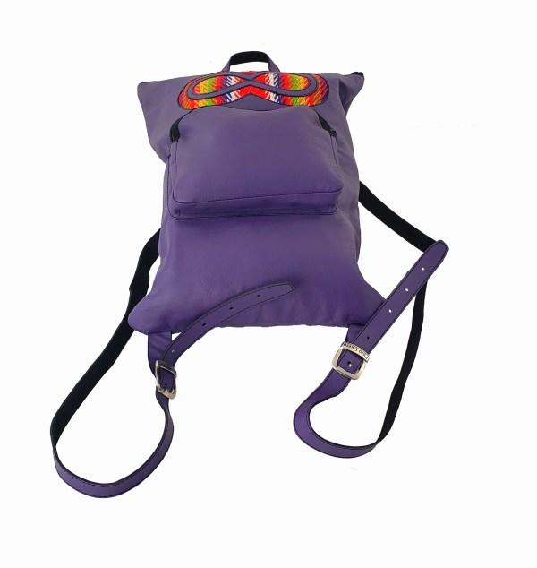 The Corner Leather Bag Sac En Cuir 4