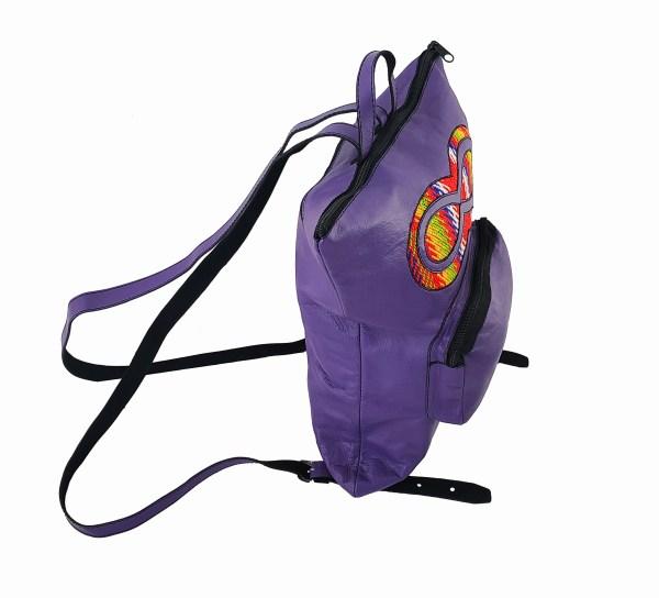 The Corner Leather Bag Sac En Cuir 12