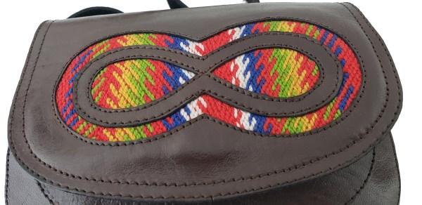 Ste. Madeleine Leather Bag Sac En Cuir 4