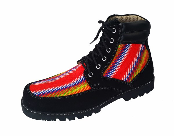 Camperville Leather Ranger Ankle Boot Bottine Cuir 1