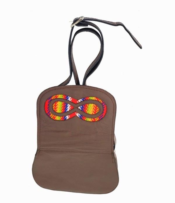 Ste. Madeleine Leather Bag Sac En Cuir 7