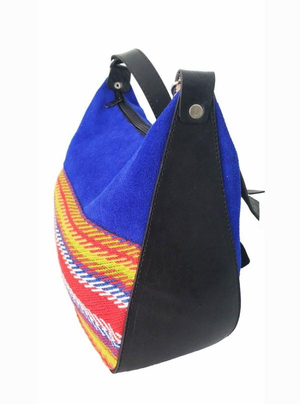 Pine Bluff  Leather Bag Sac En Cuir 4