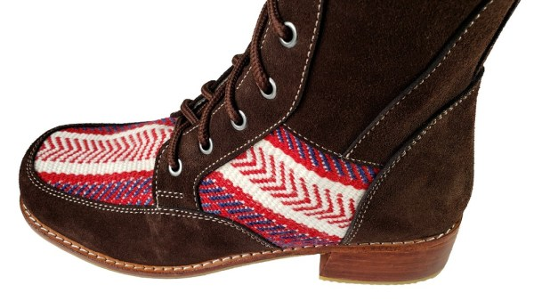 Fort Mckay Leather Ankle Boot Botte Cuir 2
