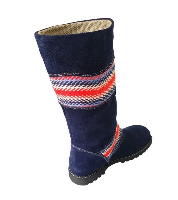 Saint-Lazarre Leather Ankle Boot Botte Cuir 3
