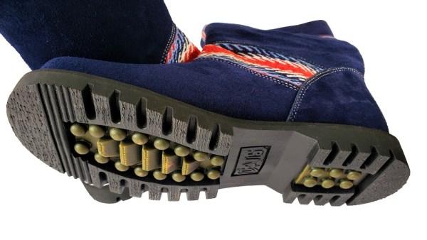 Saint-Lazarre Leather Ankle Boot Botte Cuir 4