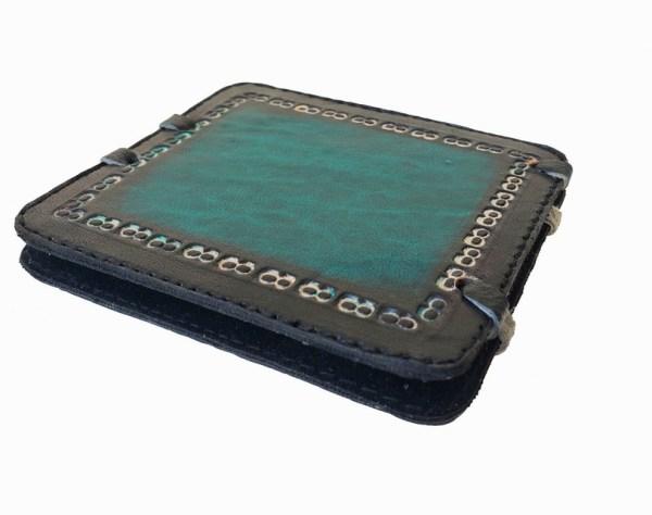 Leather Magic Wallet Étchiboy