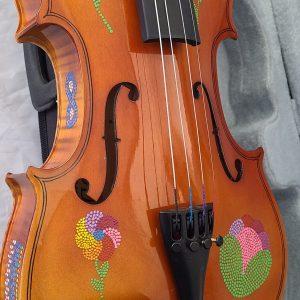 Fiddle beadwork Étchiboy