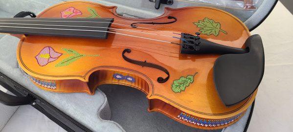 Fiddle Violon Étchiboy