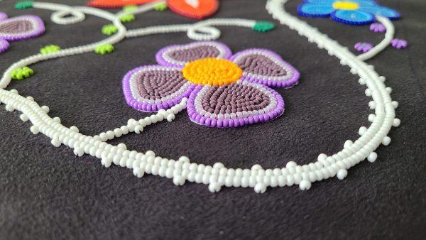 Métis Beadwork Perlage Métis 52/42 Cm - Pattern Modèle K 9