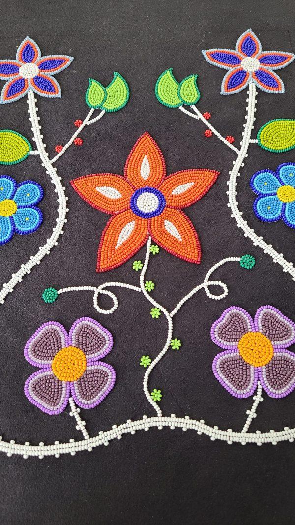Métis Beadwork Perlage Métis 52/42 Cm - Pattern Modèle K 12
