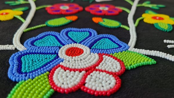 beadwork Perlage Métis Étchiboy