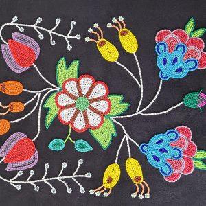 beadwork Métis Perlage Étchiboy