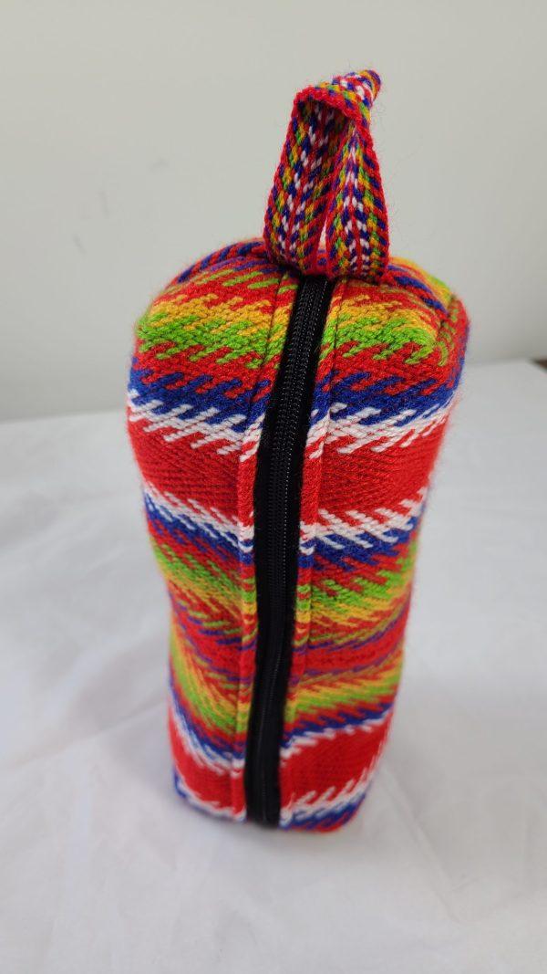 One Zipper Pencil Case Toiletry Bag Louis Riel / Coventry Étuis à Crayons Sac de Toilette Une Fermeture 5