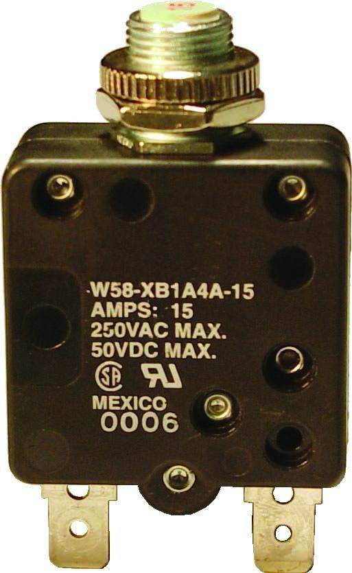 Circuit Breaker Switch 20 Amp