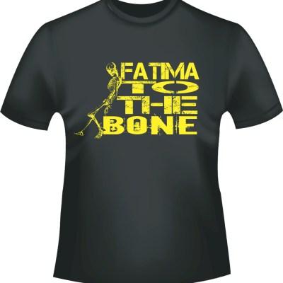 Bone---Black