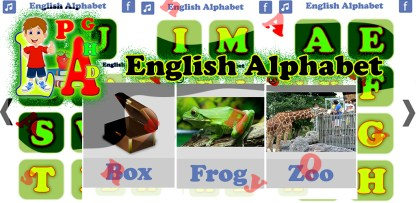 Learn English Alphabet (1)