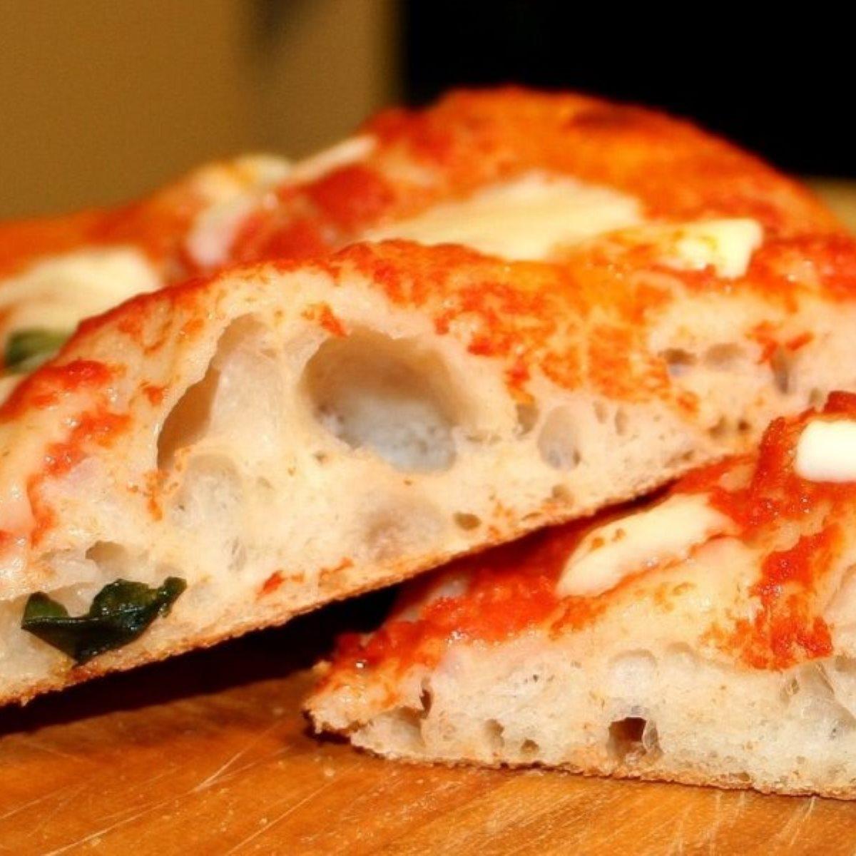 corso di cucina pizza in teglia e tonda