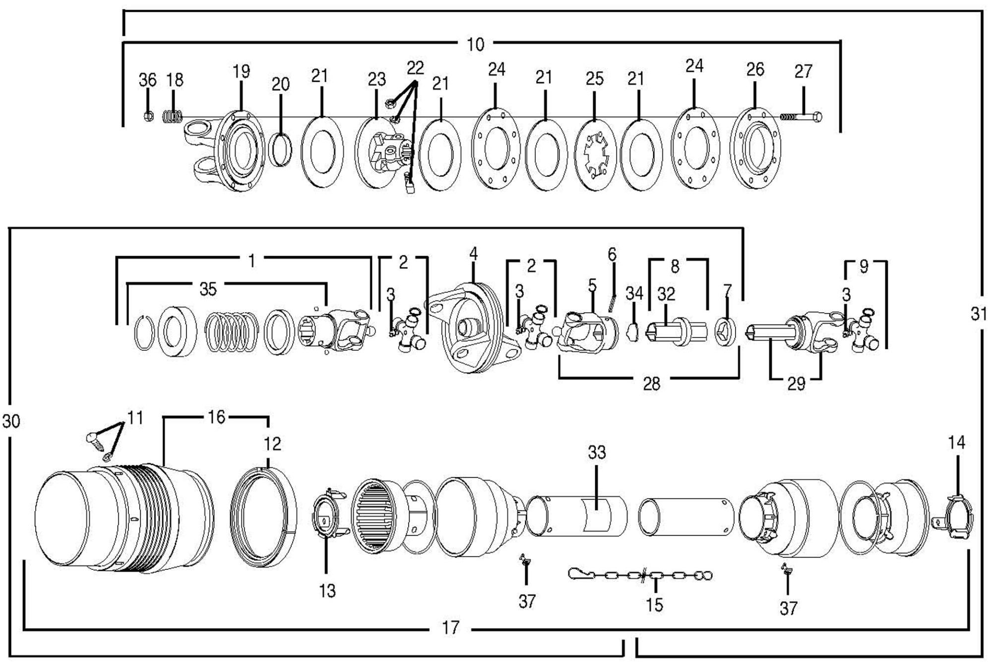 hight resolution of bush hog 2010 12010 rotary cutter parts 2010 12010 rotary cutter brush hog chain guard brush hog clutch diagram
