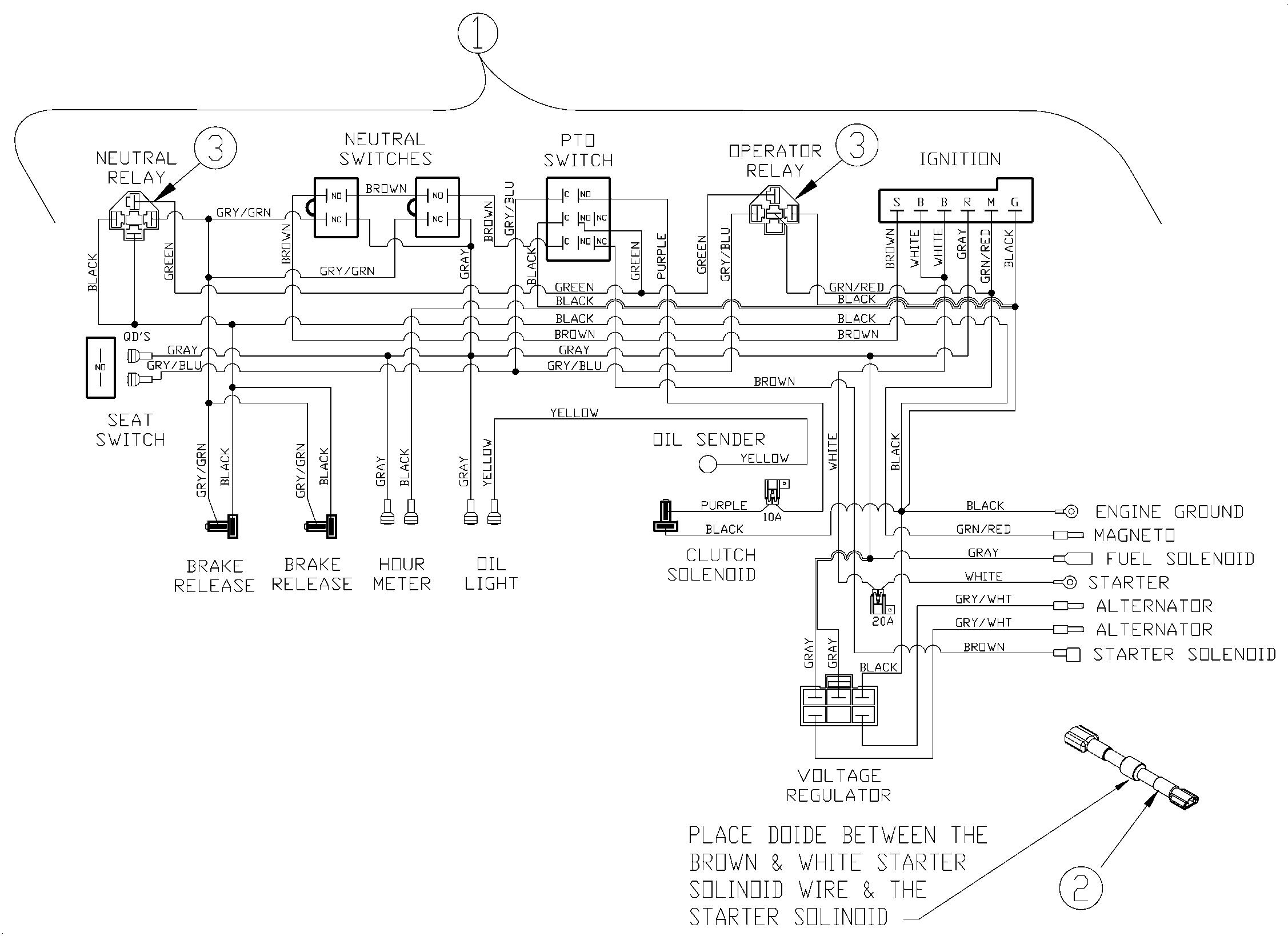 Rigid K75 Wiring Diagram Toggle Switch