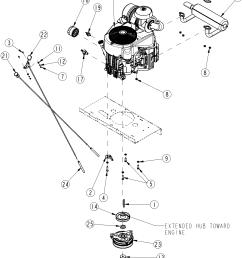 land pride razor zsr54 zero turn mower engine assembly kawasaki 23 5 kawasaki 460 1 2 hp wiring diagrams [ 2104 x 2729 Pixel ]