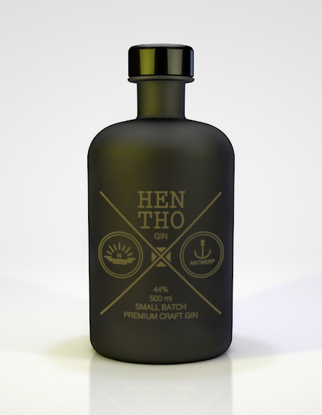 HenTho Gin The Noah Edition Packshot