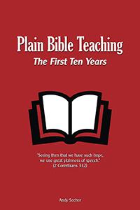 Plain Bible Teaching (cover)