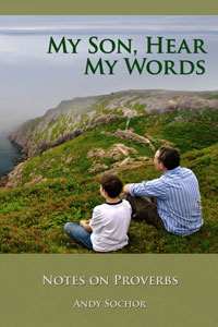 My Son, Hear My Words: Notes on Proverbs (cover)