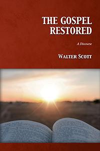The Gospel Restored (cover)