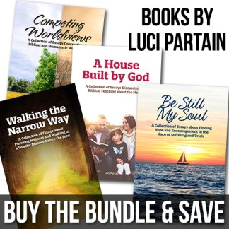 Books by Luci Partain