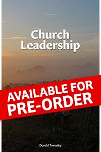 Church Leadership (pre-order)