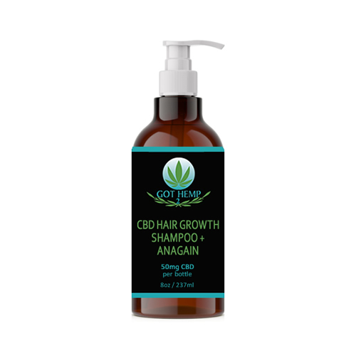 CBD SKIN & HAIR CARE