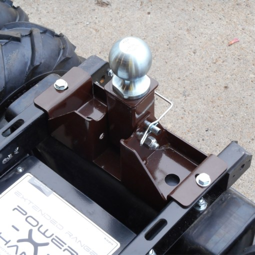 Overland Ball Hitch for C-Series Electric Carts