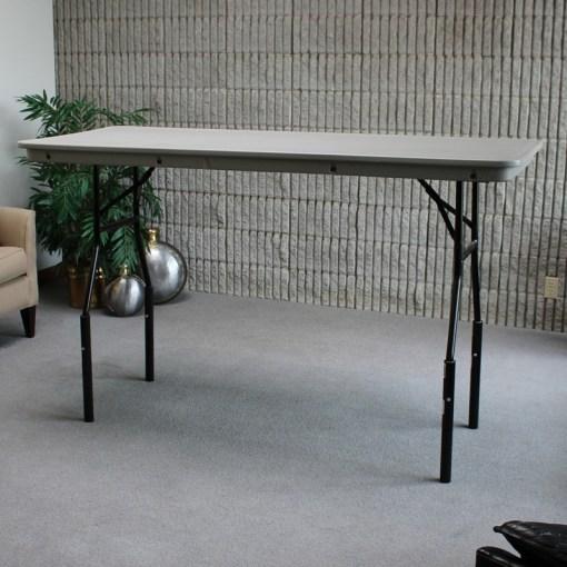 "Steel Table Leg Height Extenders - 12"" inch - 4 Pack"