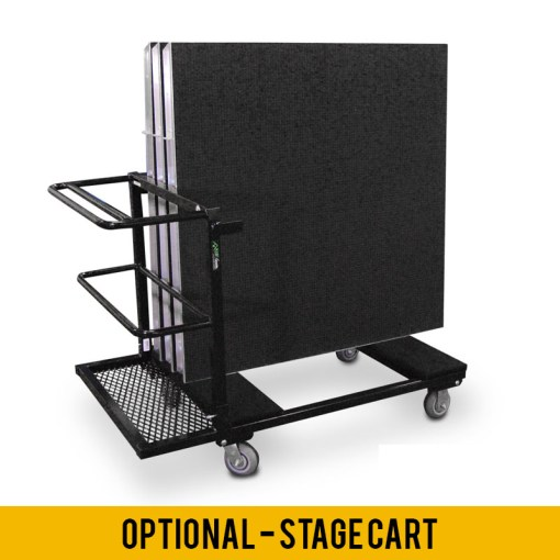 American Cart Stage Deck Cart