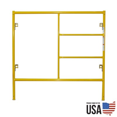 Granite Frame Scaffold Set - 5 ft x 5 ft x 7 ft
