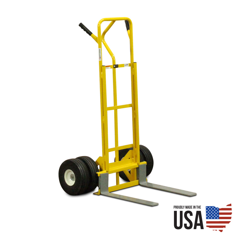 3 Tier Utility Cart besides  further American Cart Fork Hand Truck Dual Wheels in addition Trailers For Sale Near Me likewise 40 Smart Ways To Use Ikea Raskog Cart For Home Storage. on yellow utility carts