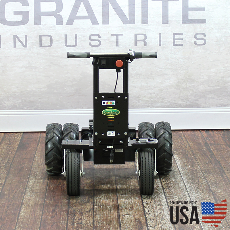 Overland Overland Electric Powered Trailer Dolly
