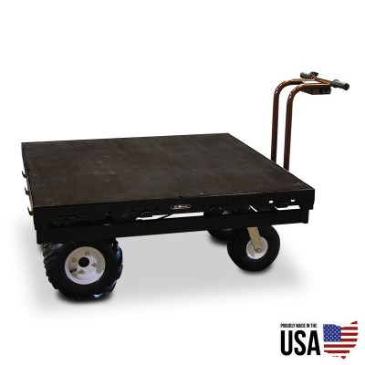 Overland Electric Powered Stage Stage Platform Cart