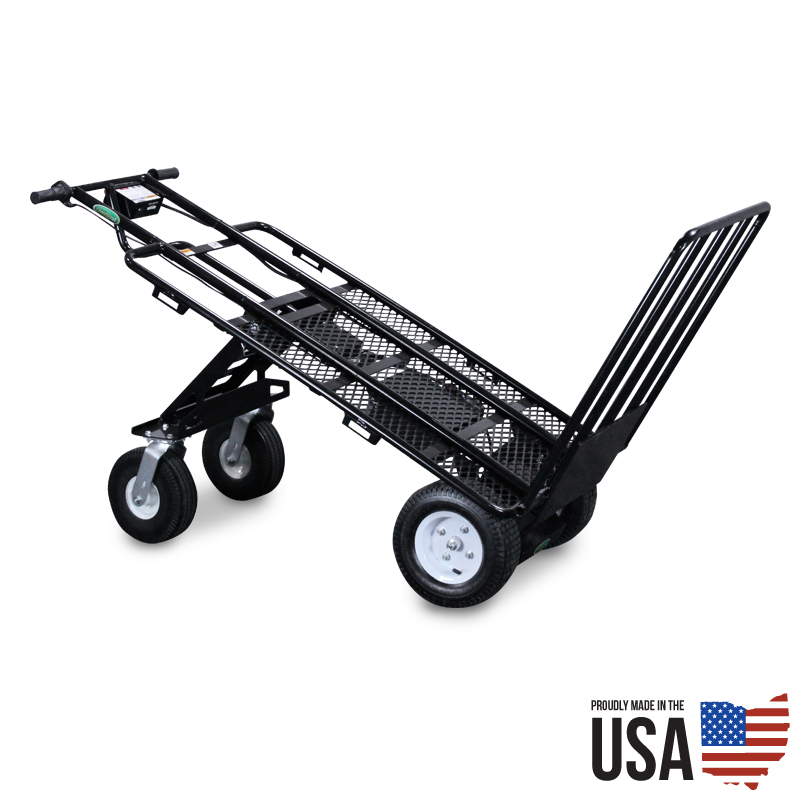 Electric Powered Multi Mover Hand Truck