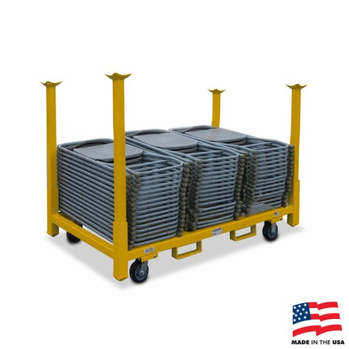 American Cart Table Storage Cart