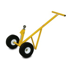 Trailer Dolly with Steel Hub Wheels Review