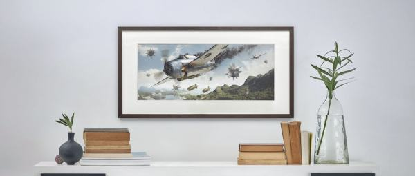 Battle of Philippine Sea - Artwork - Large Print Unframed image 4 on GreatBritishMotorShows.com
