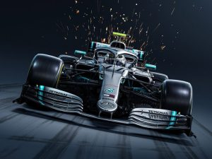 Mercedes-AMG Petronas Motorsport - 2019 - Valtteri Bottas | Collector's Edition image 1 on GreatBritishMotorShows.com