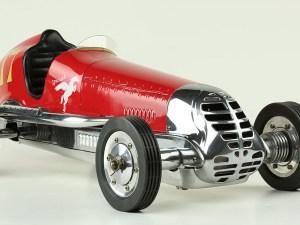 Red Model Motor Car