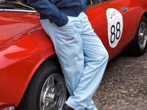 Suixtil Modena Race Pants Argentine Blue